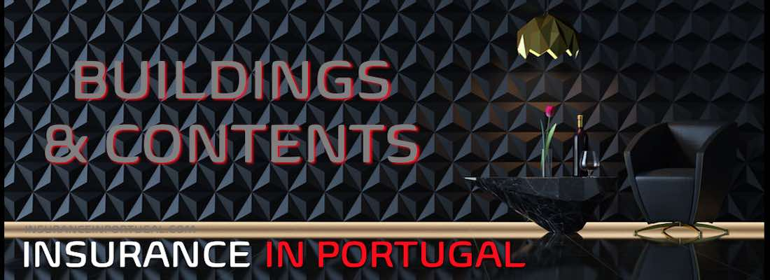 Buildings and Contents insurance for Property in Portugal www.insuranceinportugal.com