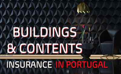 Buildings and contents insurance in Portugal