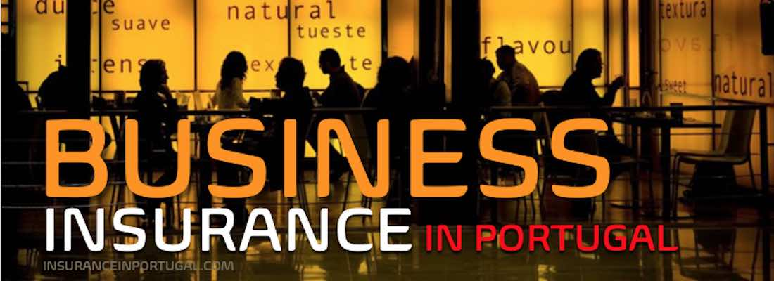 Business and commercial insurance in Portugal in English