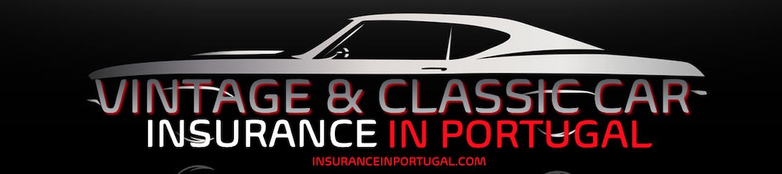 Get a quote for Classic por Vintage Car insurance in Portugal