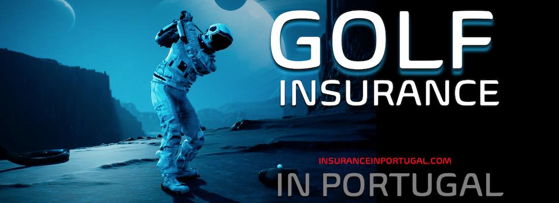 The best golf course, golf and golf buggy insurance in Portugal for Expats in English