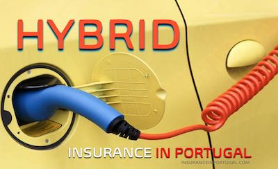 Get a quote for hybrid and electric car insurance in Portugal in English