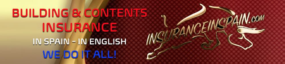 Get a quote for buildings and contents insurance in Spain in English