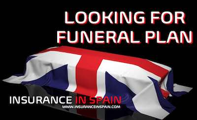 Funeral plan and cremation insurance in Spain in English