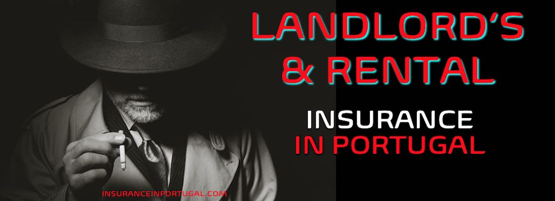 Property rental insurance for Landlords in Portugal in English