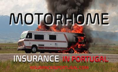 Get a quote for Motorhome, camper vans and RV insurance in Portugal in English