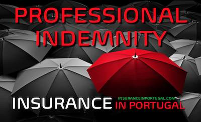 Public liability and professional indemnity insurance in Portugal for Expat businesses in English