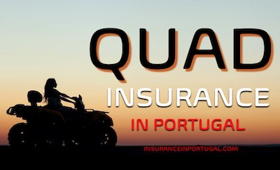 Get a quote for Quad, 4x4 and off road vehicle insurance in Portugal in English