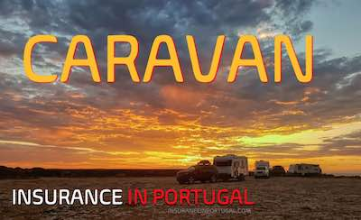 Get a quote for caravan, motorhome, campervan and rv insurance in Portugal