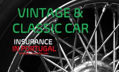 Get the best quote for classic and vintage cars and motorcycles in Portugal