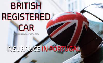 Get a quote for the best british registered car insurance in Portugal
