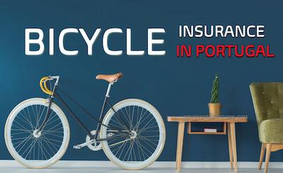 Online quote for bicycle insurance in Portugal