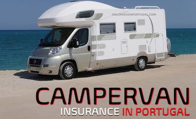 Get a quote for insurance for your Motorhome or Camper van in Portugal