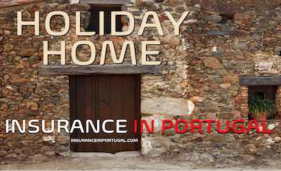 Get a quote for Holiday Home insurance in Portugal in English